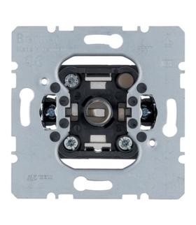 one.platform Łącznik i sygnalizator świetlny E10, zestyk zwierny, mechanizm, zaciski śrubowe Berker 535101