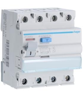CFC440J RCCB Wyłącznik różnicowoprądowy 3P+N 40A 300mA 6kA AC Hager