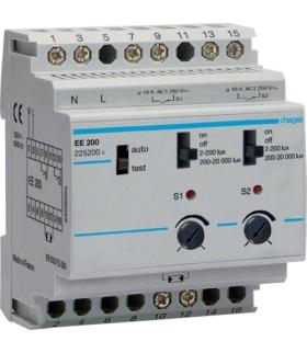 EE200 Wyłącznik zmierzchowy 230V 2P 16A Hager