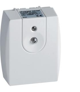 EE702 Wyłącznik zmierzchowy natynkowy IP55 nastawy regulowane 230V 1NO 16A Hager