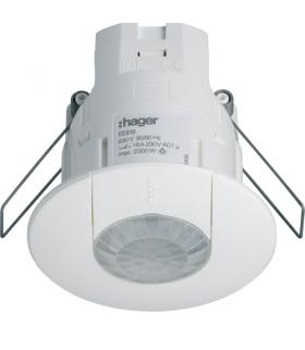 EE816 Czujnik obecności DALI 360 stopni IR p/t biały Hager
