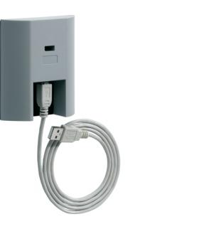 EG003G Adapter USB do programowania kluczy do zegarów sterujących cyfrowych Hager