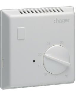 EK053 Termostat bimetalowy 230V 1NO 10A Hager