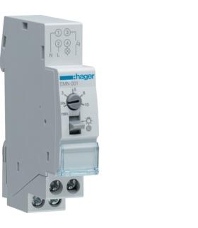 EMN001 Wyłącznik schodowy 30s-10min 230V 1NO 16A Hager