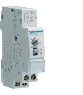 EMN005 Wyłącznik schodowy 30s-10min/1h 230V 1NO 16A Hager