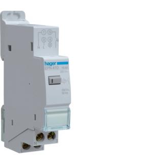 EPN410 Przekaźnik bistabilny elektroniczny 1NO 230V 16A Hager