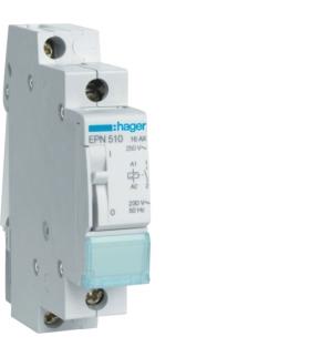 EPN510 Przekaźnik bistabilny 230VAC 1NO 16A Hager