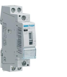 ERC216 Przekaźnik instalacyjny 230VAC 2NO 16A  Hager