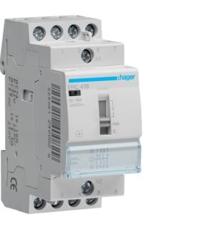 ERC418 Przekaźnik instalacyjny 230VAC 2NO+2NC 16A  Hager