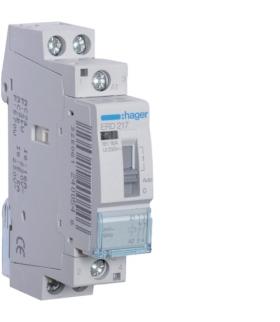 ERD217 Przekaźnik instalacyjny 24VAC 2NC 16A  Hager