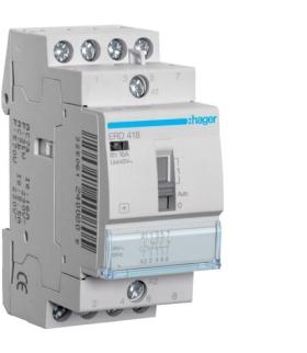 ERD418 Przekaźnik instalacyjny 24VAC 2NO+2NC 16A  Hager