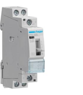 ETC225 Stycznik taryfowy Dzień/Noc 230VAC 2NO 25A AC-7a/b Hager