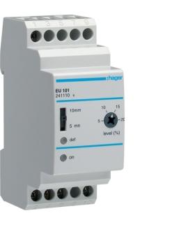 EU101 Przekaźnik kontroli napięcia 1-fazowy,  regulowany poziom napięcia  Hager