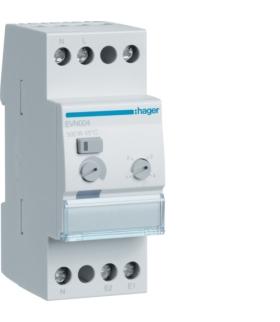 EVN004 Ściemniacz zdalny 500 W funkcje Comfort  Hager