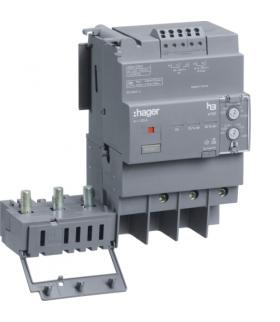 HBA125H Blok różnicowo-prądowy 3P 125A,  regulowany  Hager