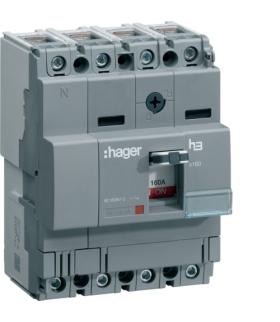HCA126H Rozłącznik obciążenia x160 4P 125A  Hager
