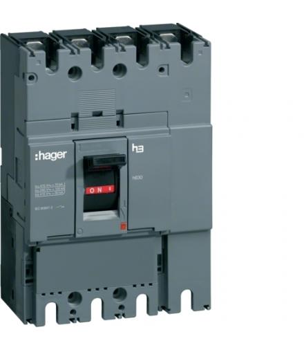 HCD401H Rozłącznik obciążenia h630 4P 400A  Hager