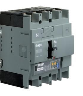 HEC126H Wyłącznik mocy h250 4P 70kA 125A LSI Hager