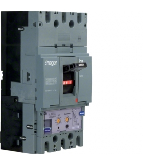 HED250H Wyłącznik mocy h630 3P 70kA 250A LSI  Hager