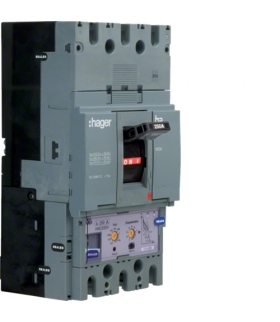 HED630H Wyłącznik mocy h630 3P 70kA 630A LSI  Hager