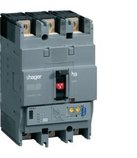 HHG250U Wyłącznik mocy h250 3P 25kA 250A TM Hager