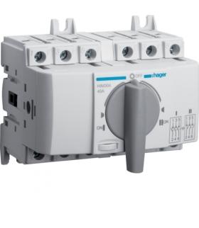 HIM304 Modułowy przełącznik zasilania 3x40A  Hager