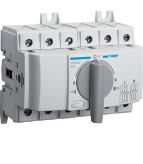 HIM306 Modułowy przełącznik zasilania 3x63A  Hager