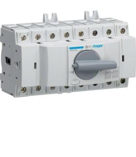HIM408 Modułowy przełącznik zasilania 4x80A  Hager