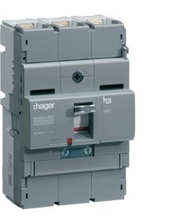HNB100H Wyłącznik mocy x250 3P 40kA 100A TM  Hager