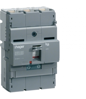 HNB125H Wyłącznik mocy x250 3P 40kA 125A TM  Hager