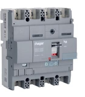 HNB202H Wyłącznik mocy x250 4P N50% 40kA 200A TM  Hager