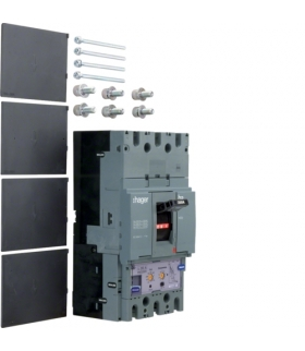 HND400H Wyłącznik mocy h630 3P 50kA 400A LSI  Hager