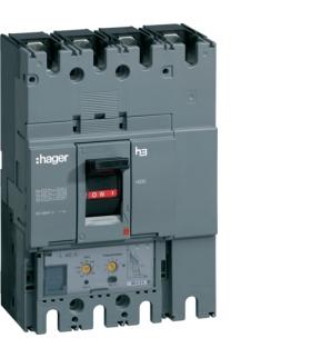 HND401H Wyłącznik mocy h630 4P 50kA 400A LSI  Hager