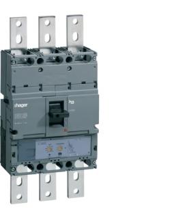 HNE630H Wyłącznik mocy h1000 3P 50kA 630A LSI  Hager