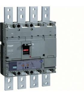 HNE631H Wyłącznik mocy h1000 4P 50kA 630A LSI  Hager