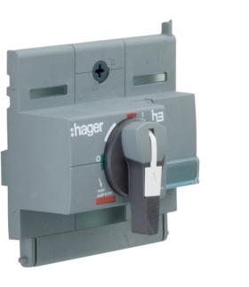 HXB030H Napęd obrotowy bezpośredni x250  Hager