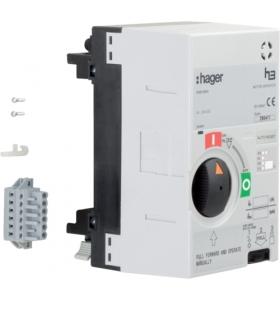 HXB040H Napęd silnikowy x250 24VDC  Hager