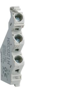 HXC025H Styk pomocniczy H250-H1600 1NO+1NC 230VAC Hager