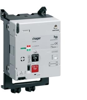 HXD040H Napęd silnikowy h400-h630 24-48V DC  Hager