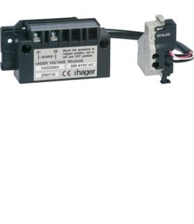 HXD055H Wyzwalacz podnapięciowy zwłoczny h400-h630 4P 380-415VAC  Hager