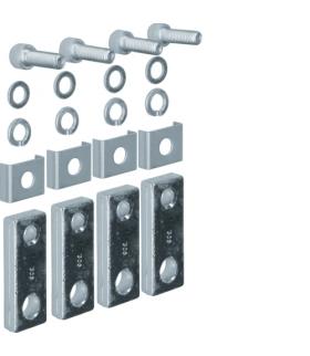 HYD013H Przedłużenie przyłączy szynowe proste h630 3P/4P  Hager