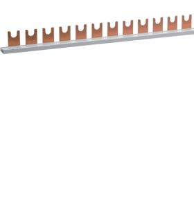 KD180U Szyna grzebieniowa widełkowa 1P 16mm² 56M do SPD 56M Hager
