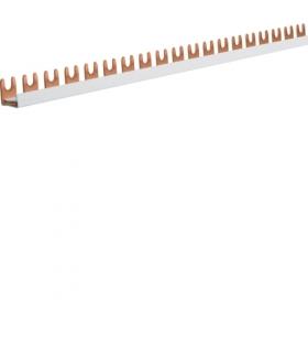 KDN180B Szyna grzebieniowa widełkowa pozioma 1P 16mm² 57M  Hager