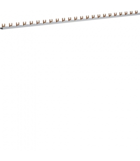 KDN181B Szyna grzebieniowa widełkowa pozioma 1P 16mm² 37M Hager
