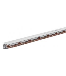 KDN380B Szyna grzebieniowa widełkowa pozioma 3P 16mm² 57M Hager