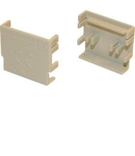 KZN024 Osłony końcowe do szyn grzebien. kołkowych i widełkowych 4P 10mm² / 3P 16mm² Hager