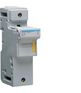 LR701 Modułowa podstawa bezpiecznikowa 1P wkł.bezp.cyl.L58 22x58mm 125A 690VAC Hager