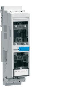 LT0050 LT rozłącznik bezpiecz. NH000 3P 100A 690VAC płyta/szyny TS35 zac. klat. 50mm²  Hager