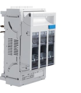 LT054 LT rozłącznik bezpiecz. NH00 3P 160A 690VAC szyny 40mm odpływ zac kl 95mm²  Hager