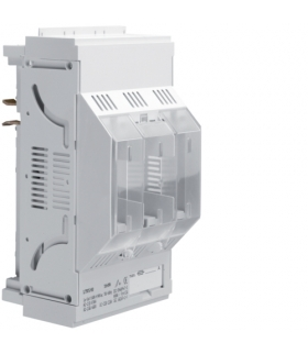 LT054U LT podstawa bezpiecz. NH00 3P 160A 690VAC szyny Cu 40mm zaciski klatkowe 95mm² Hager